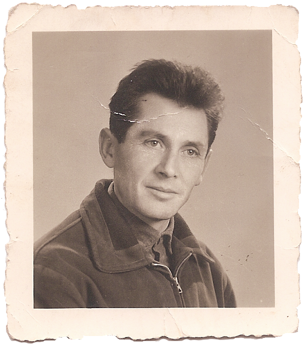 portrait de Joseph Zancanaro.